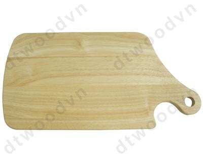 Knife shape cutting board