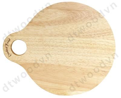 Cutting board for cooked food