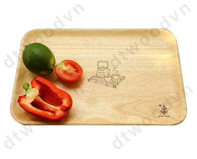 Large rectangle plate