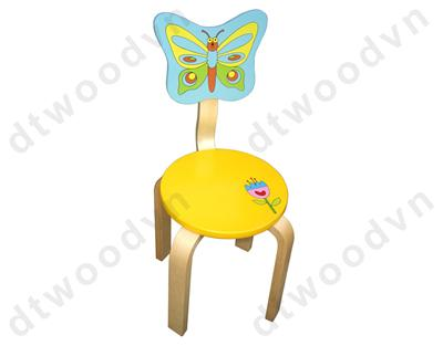 Flower baby chair