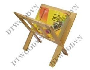2-piece magazine rack, K/D