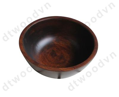 Bowl in PU antique colour