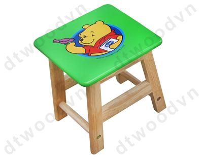 Square chair for kid