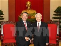 Party chief hails growing VN-Japan ties