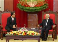 Việt Nam considers Japan a prime partner: Party chief