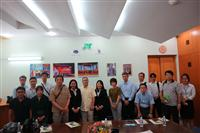 Japanese Plant Quarantine Association visited Duc Thanh Wood Processing JSC.