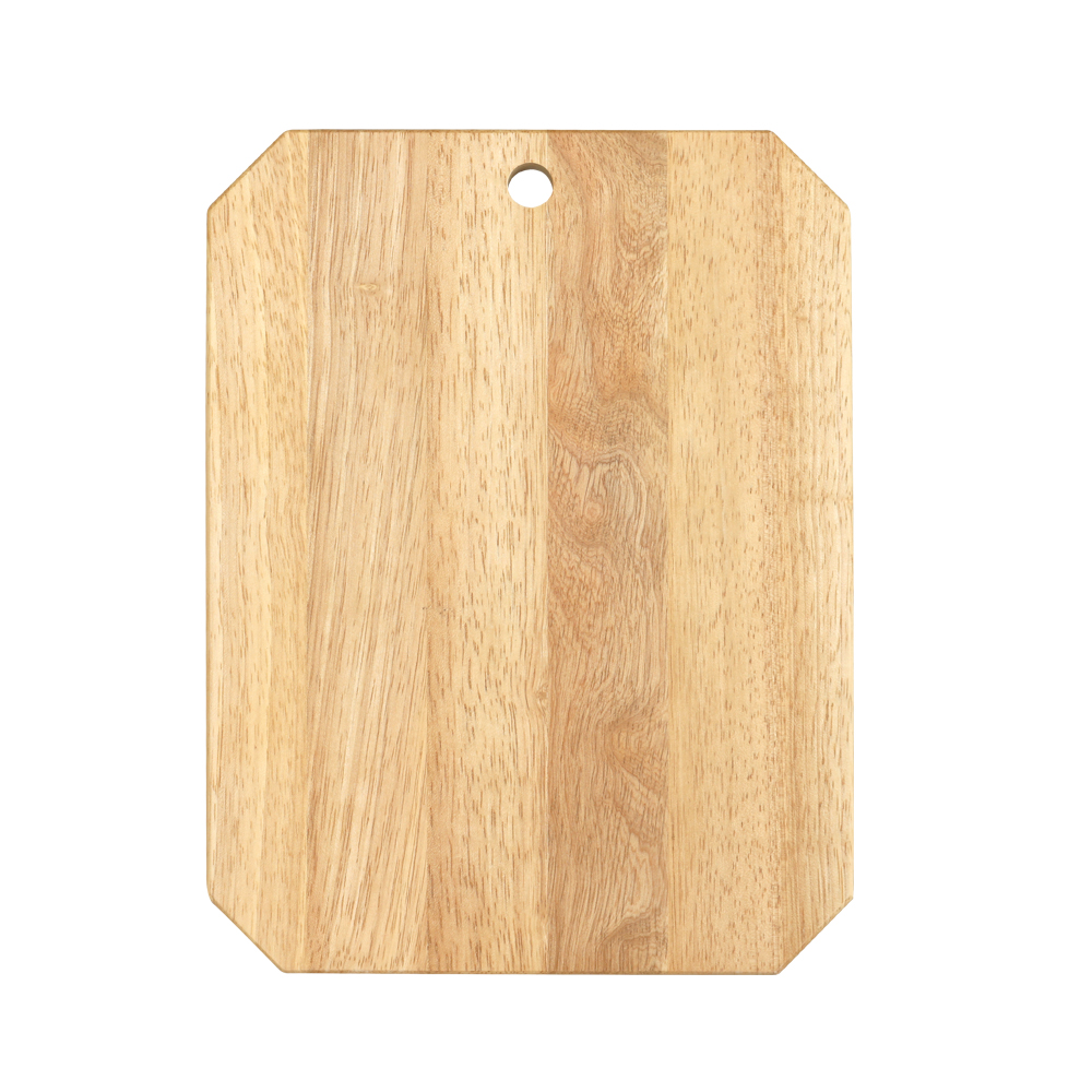 Rect. cutting board with bevel corners