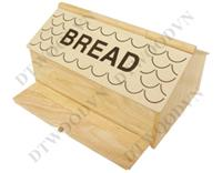 House-shaped bread box
