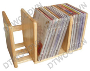 CD rack, expandable