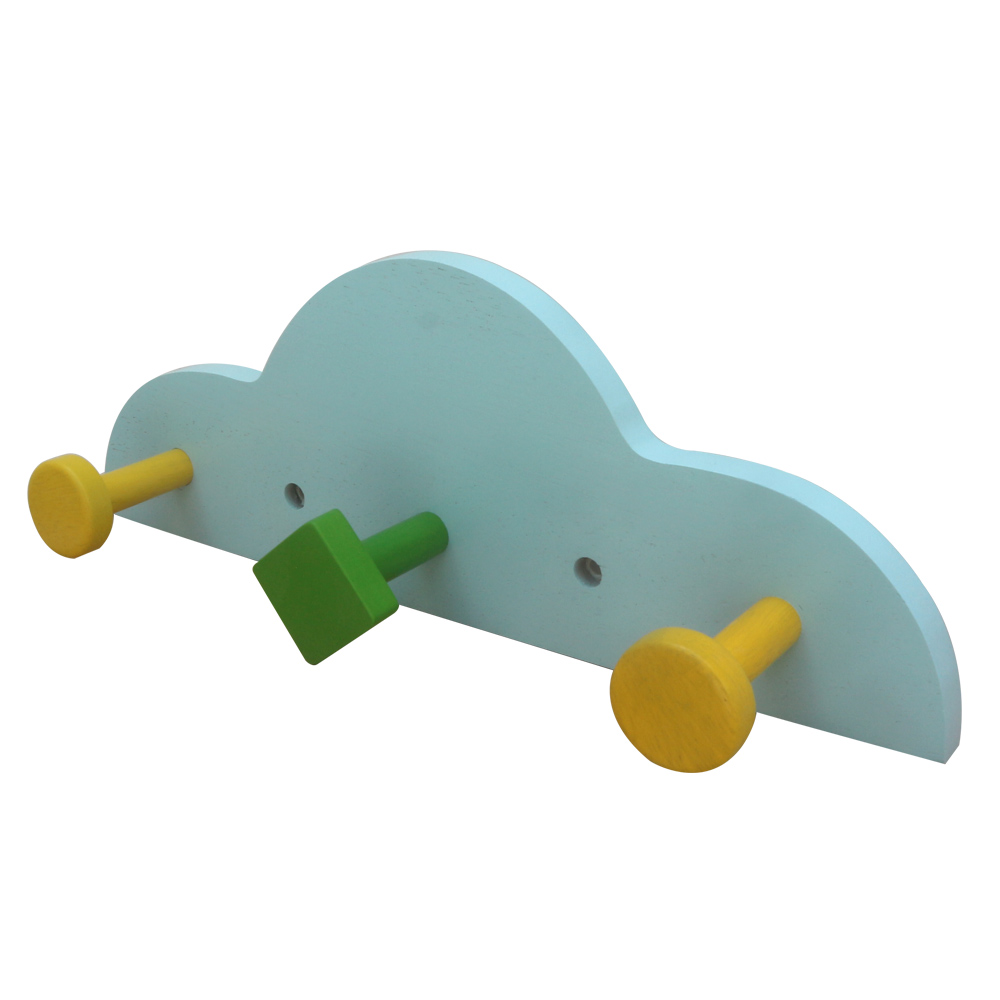 Cloud shape hanger