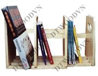 Book shelf for table, 7 ribs, expandable